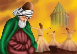 مولانا جلال الدینین سیرلری