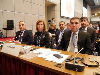 ATƏT-də debat: Dağlıq Qarabağ müzakirəsi... - Foto