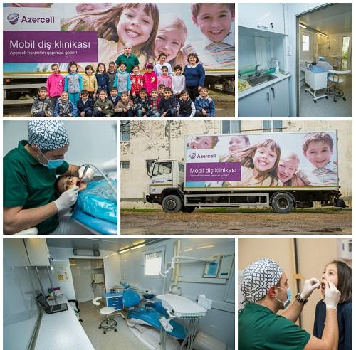 Azercell provided medical aid to nearly 13000 people -