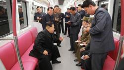 Ким Чен Ын отправился поездом на встречу с Трампом