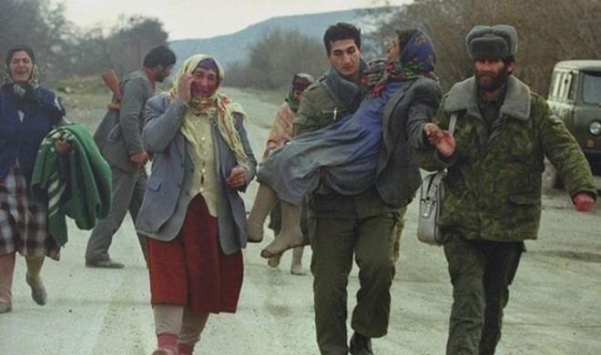 В США сняли первый фильм о Ходжалинском геноциде - Видео