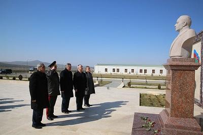 Afghan veterans visit Azerbaijan`s Defence Ministry -