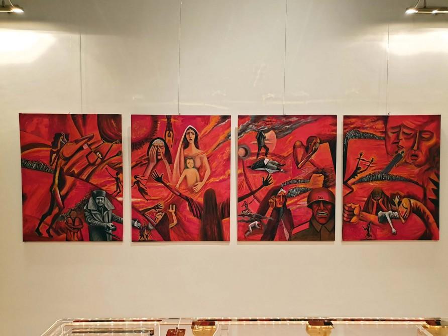 В Вене открылась выставка, посвященная жертвам Ходжалы