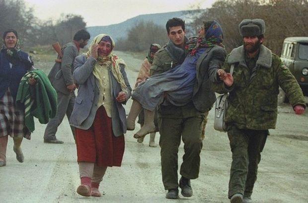 Azərbaycanlılar bu qırğını heç vaxt unutmayacaq - İsrail nəşri