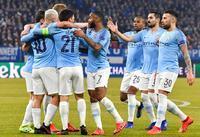 «Манчестер Сити» сыграл вничью с «Тоттенхэмом»