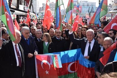 İstanbulda Xocalı yürüşü keçiriləcək