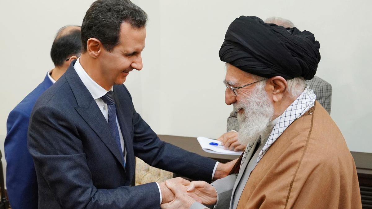 بشار اسد و ایرانین... – بولتون ترامپین بیاناتینی شرح ائتدی