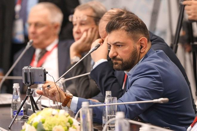 Фуад Аббасов встретился с ветеранами Карабаха – Видео