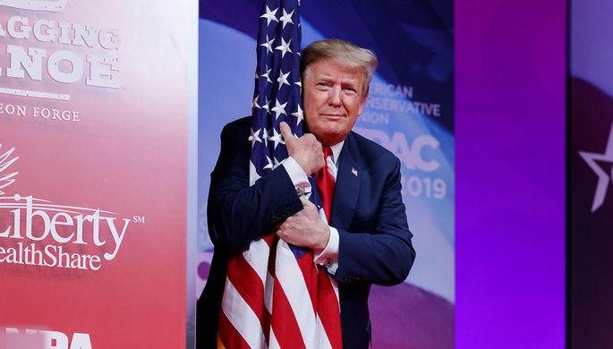 В США проголосуют по вопросу об импичменте Трампу