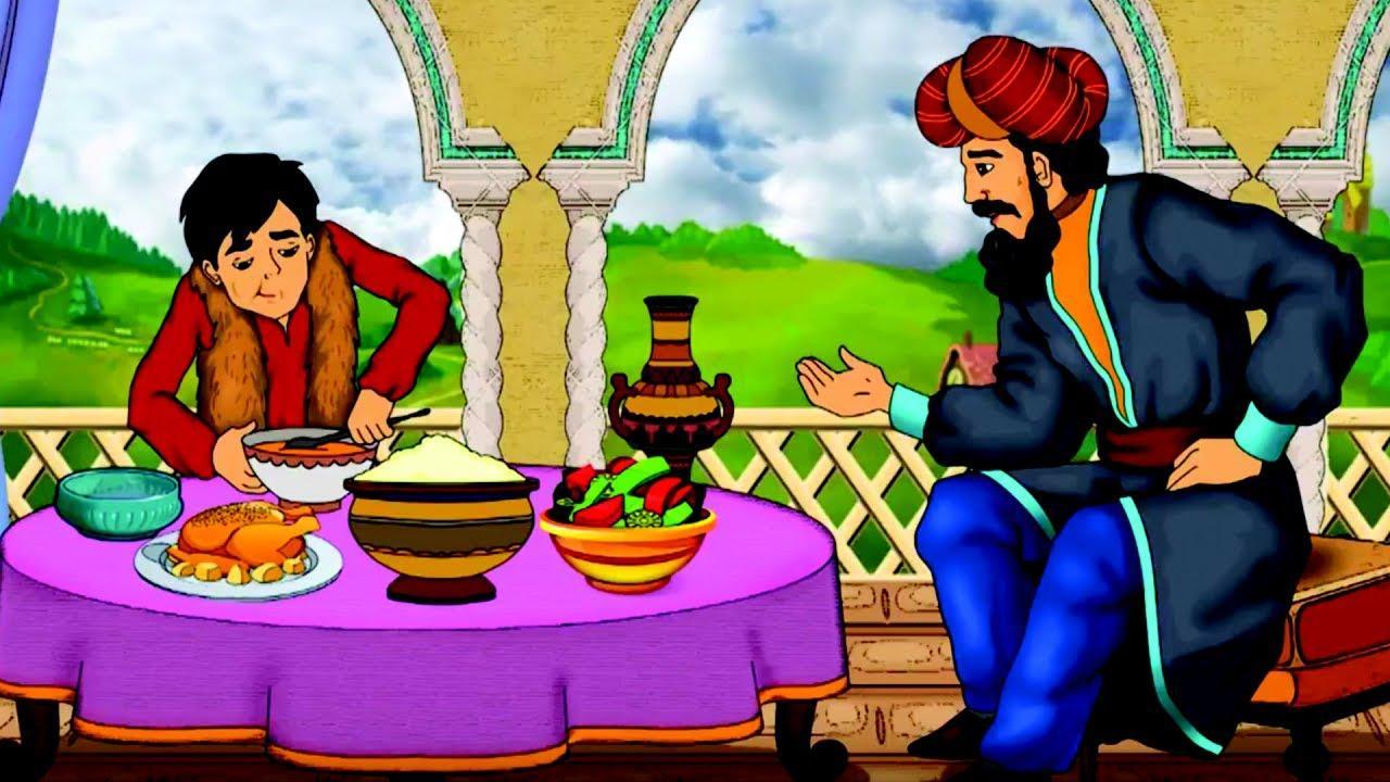 فولکلوروموزدان - امیر یمنین ناغیلی- اوچونجو بؤلوم