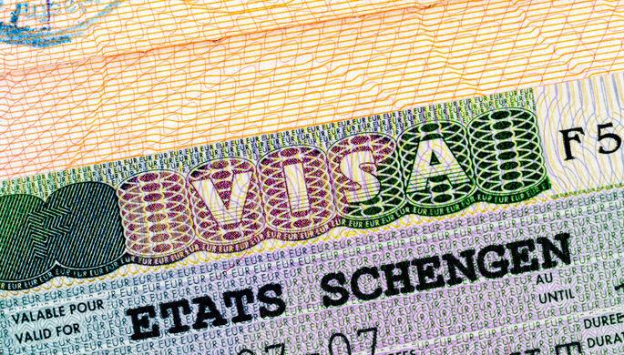 Ermənilərə Şengen vizasının verilişi dayanır