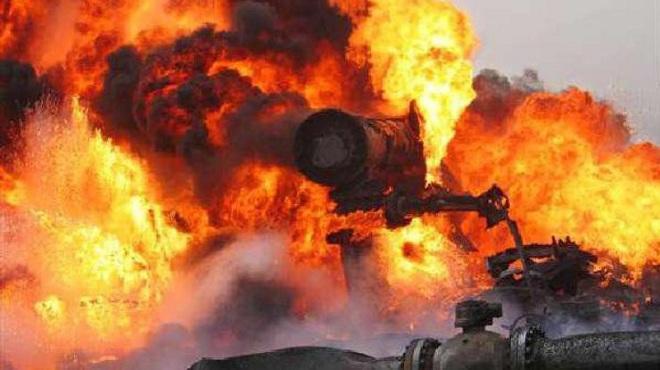 В Иране на НПЗ вспыхнул пожар