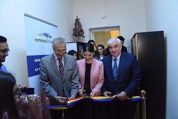 ADU-da yeni mərkəzin açılışı oldu - Foto