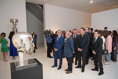 Bakıda Mauro Kordanın sərgisi açıldı - Foto
