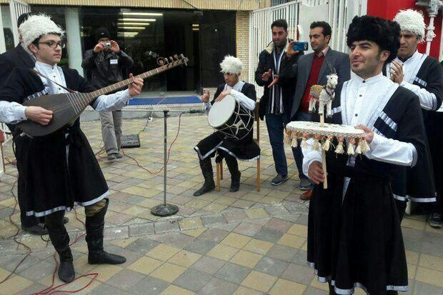 Güneydə Novruz coşqusu - Video