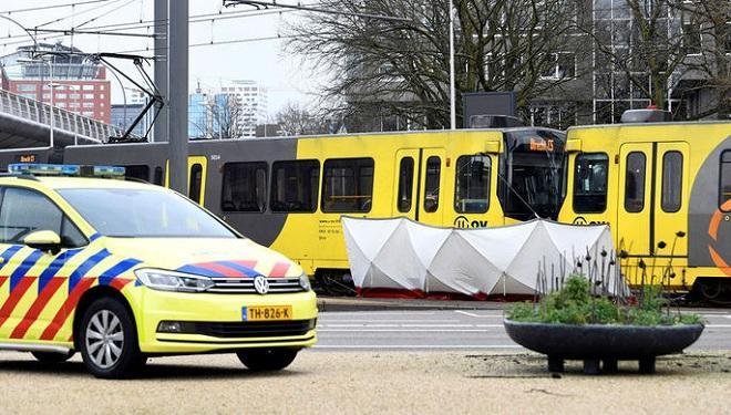 Нидерланды заявили о стрельбе в нескольких местах Утрехта