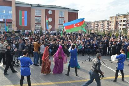 Dağlıq Qarabağda Novruz şənliyi - Foto