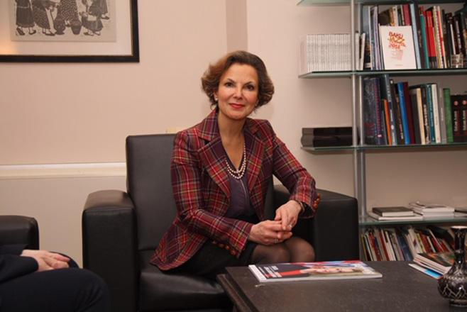 Посол Франции рассказала о визите Мехрибан Алиевой в Париж