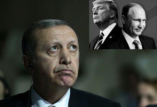 Трудный выбор Эрдогана: США или Россия? F-35 или С-400?