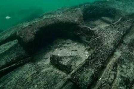 2500 illik gəmi tapıldı: Herodot bu barədə yazmışdı