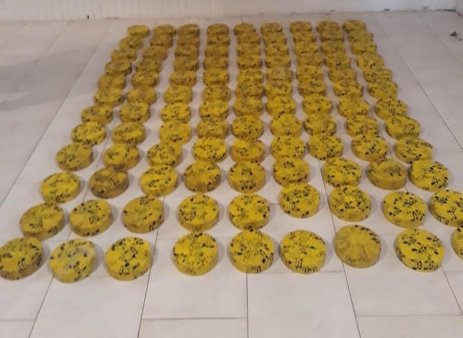 DGK-dan əməliyyat: 20 milyonluq heroin ələ keçirildi