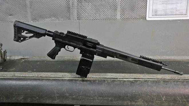 Опубликованы фото новейшего российского пулемета