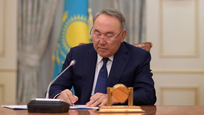 Nazarbayevdən Bakıda möhtəşəm təklif – Rəylər