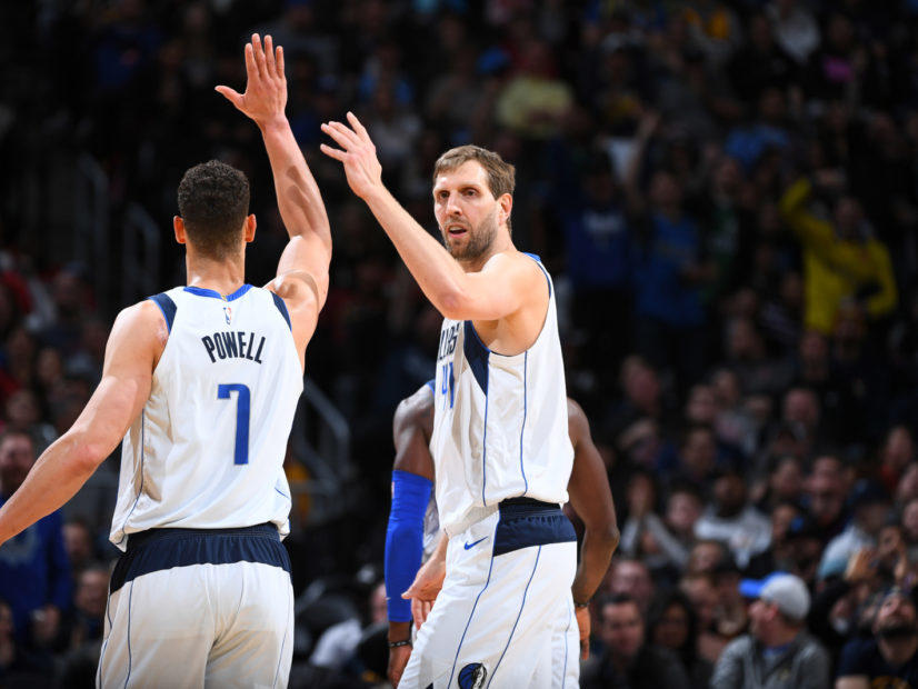 Spurs beat Warriors, Dirk passes Wilt in scoring -