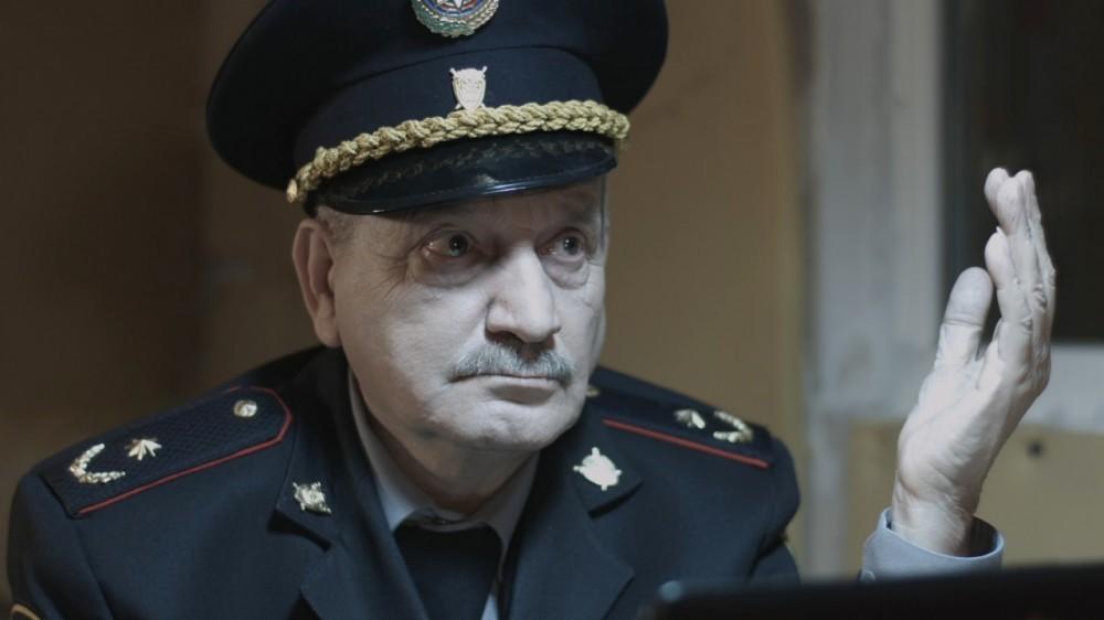 Рамиз Азизбейли снялся в фильме - Видео