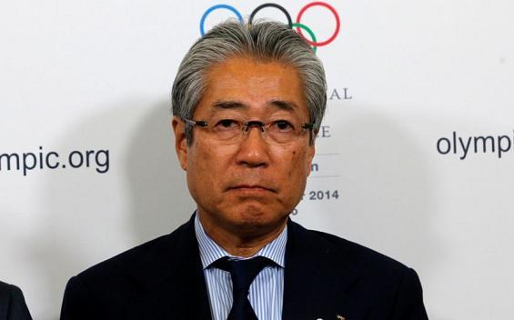 Глава олимпийского комитета Японии подал в отставку