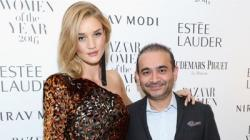 Billionaire celebrity jeweller held in UK