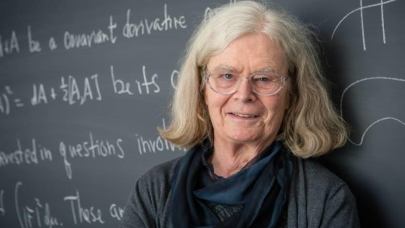 Женщина впервые получила эквивалент Нобелевки
