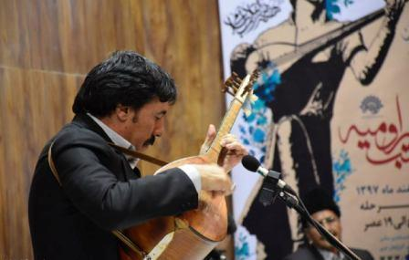 سومین جشنواره موسیقی آشیقی «مکتب اورمیه» منتخبان برتر خود را شناخت
