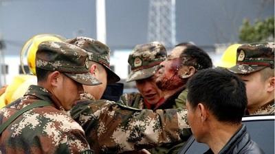 China chemical plant explosion kills six in Yancheng -