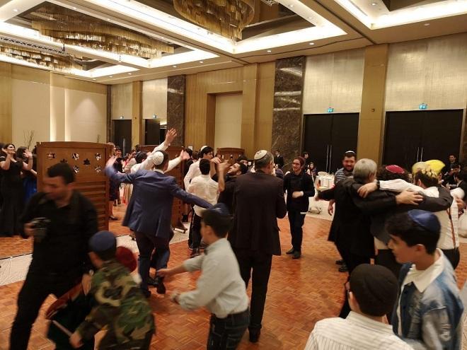 В Баку отметили еврейский праздник Пурим - Фото