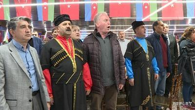 Azerbaijanis living in Istanbul celebrated Novruz