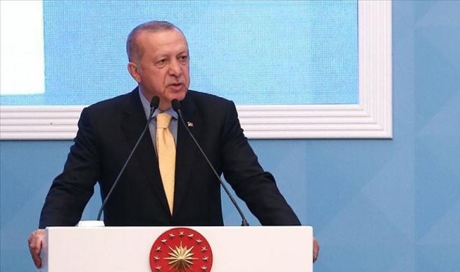 Ərdoğan HDP-çilərə qəzəbləndi və parlamenti tərk etdi