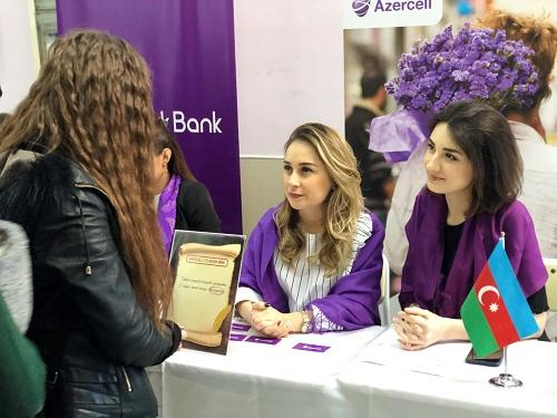 Azercell has participated in the career fair