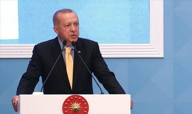 I don't sit at the table with Haftar - Erdogan