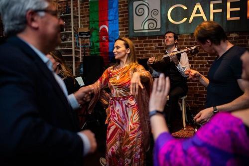 Azerbaijani community celebrates Novruz -