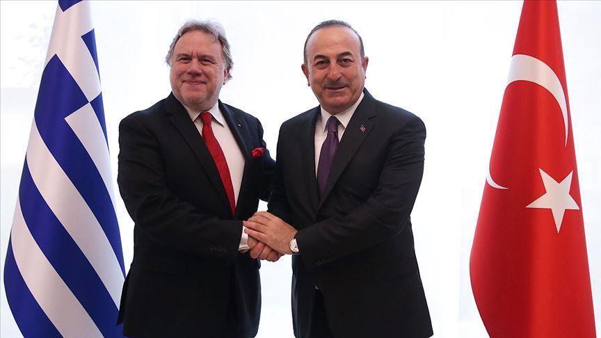 Турция и Греция возобновляют переговоры по Эгейскому морю
