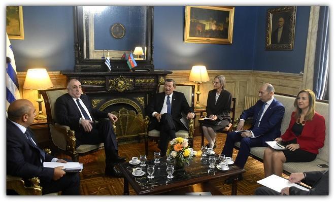Уругвайские встречи Мамедъярова - Обновлено