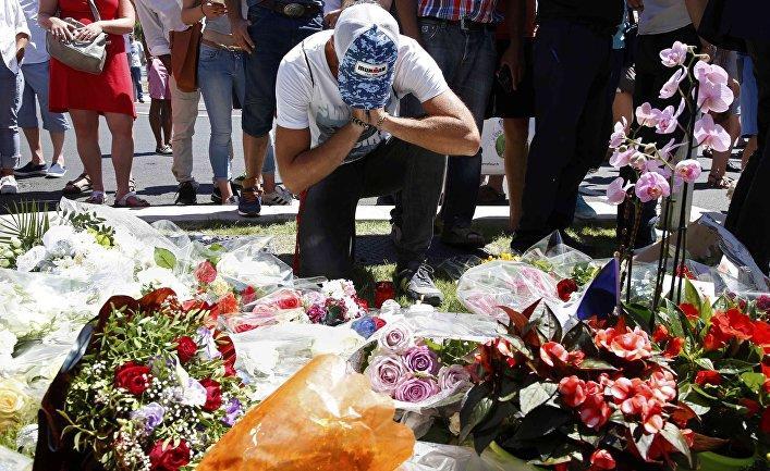 Страшная статистика терактов в Европе
