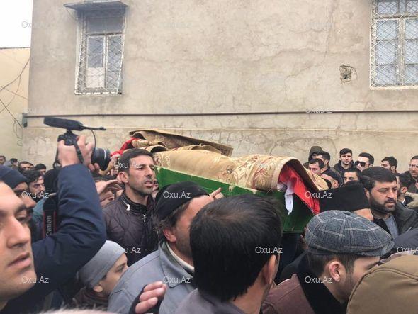 آیدین خیردالانلینین دفنینده ایزدیهام - ویدئو