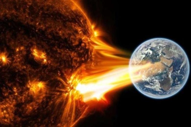 На Землю надвигается магнитная буря