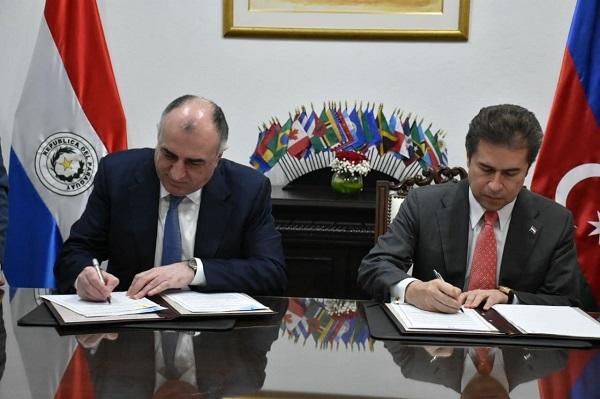 Azərbaycan bu ölkə ilə viza sazişi imzaladı