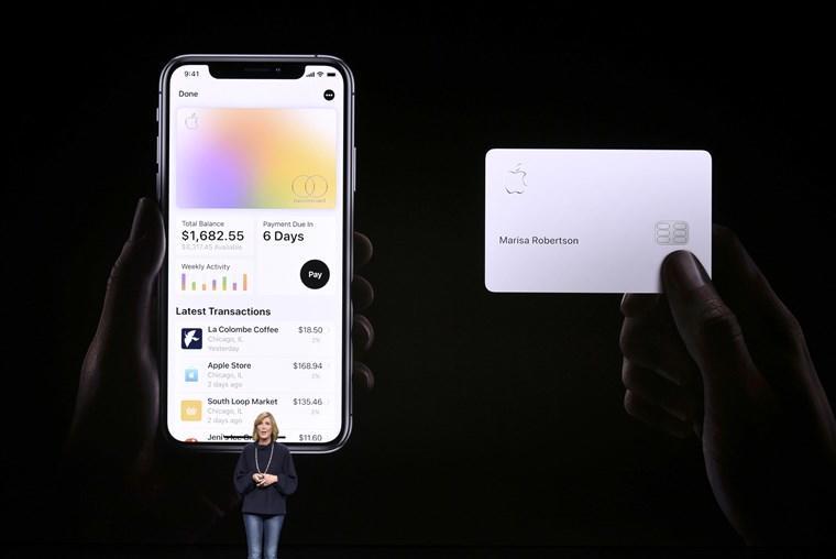 Apple представила собственный платежный сервис