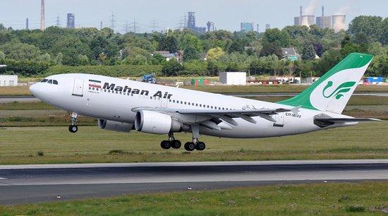 France bans Iran's Mahan Air for flying weapons to Syria