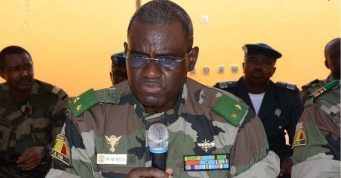 Гибель 134 человек стоила главе генштаба Мали должности