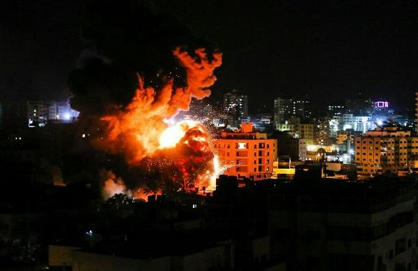 Israel bombs Gaza: 43 died, 296 wounded
